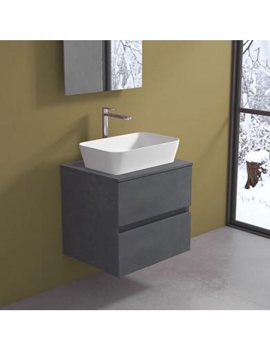 Mobile Evo 54 cm60 con lavabo Fly60 Progettobagno