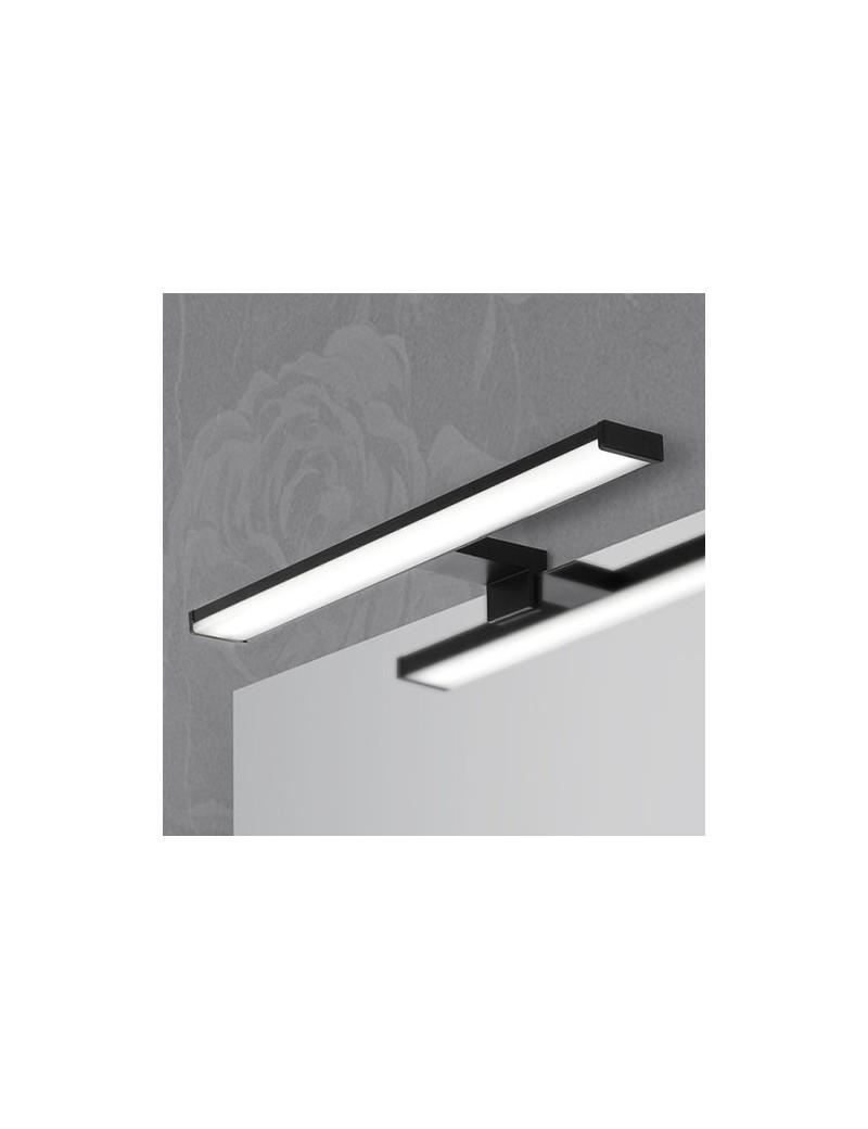 lampada led nero progettobagno