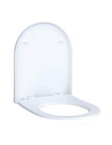 Sedile wc acanto geberit originale 500.604.01.2
