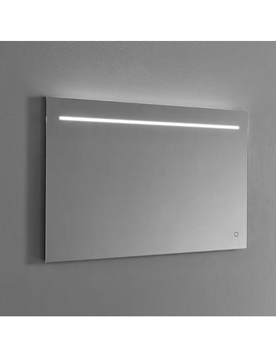 specchio led filo lucido progettobagno