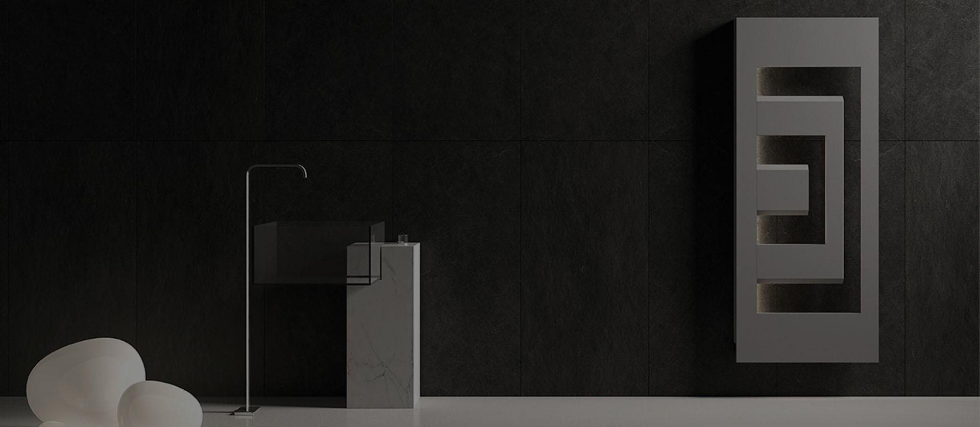 Termoarredo bagno design